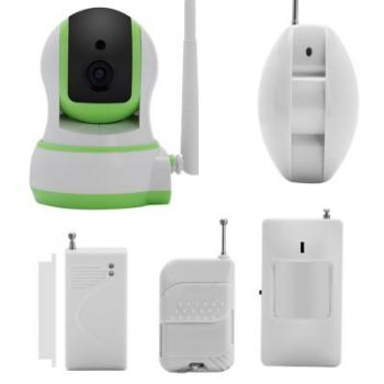 Image of Wireless Control Home And Office Alarm System